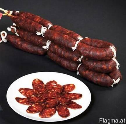 Колбасы фермерские из Испании