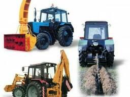 Предприятие реализует спец- и сельхозтехнику