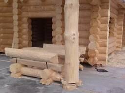 Строительство деревянных домов - фото 3