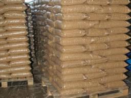 А1 Holzpellets in Packungen zu 15 kg