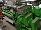 Б/У газовый двигатель Jenbacher J 620 GS-NL, 2009 г. - фото 7