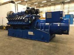 Б/У газовый двигатель MWM TCG 2020 V20, 2000 Квт, 2012 г. в. - photo 8