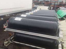 CNG-Zylinder für LKW und Anhänger, 214 Liter, TYP 4