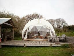Dome awning structures. - photo 2