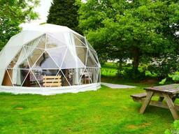 Dome awning structures. - photo 4