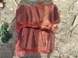 Дрова колотые дуб, граб в сетках по 10 кг - photo 3