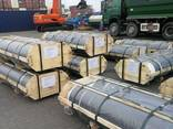 Graphite Electrode RP HP UHP with diameter 100-700 Low Price - фото 4