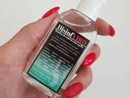 Hand disinfection gel «DisinfViro»