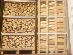 Hardwood fuel firewood