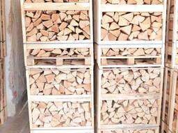 Ich werde geschlagenes Brennholz verkaufen