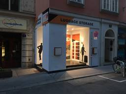 Luggage storage vienna