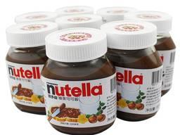 Nutella chocolate