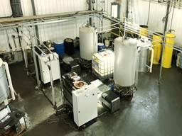 Биодизельный завод CTS, 10-20 т/день (Полуавтомат)
