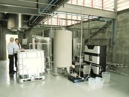 Оборудование для Интенсификации технологии получения этанола. CTS