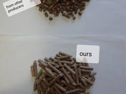 Pine pellets EnPlus A1, 6mm direct from producer. - фото 3
