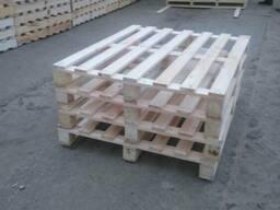 Поддон, паллет деревянный 800х1200,1000х1200 нов. и б/у