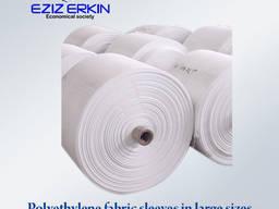 Полиэтиленовый ткань рукава в больших размерах оптом