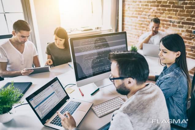 Разработка и маркетинговое сопровождением сайтов