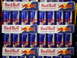 Red Bull 250ml, 330ml, and 500ml