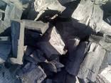 Уголь древесный (дуб, ясень) в бумажных и п/п мешках - photo 4