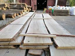 Unedged oak lumber - photo 2