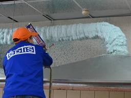 Утеплитель полиуретановый напыляемый Teplis GUN 1000 мл. - photo 8