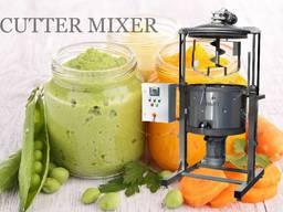 Vegetable puree making machine